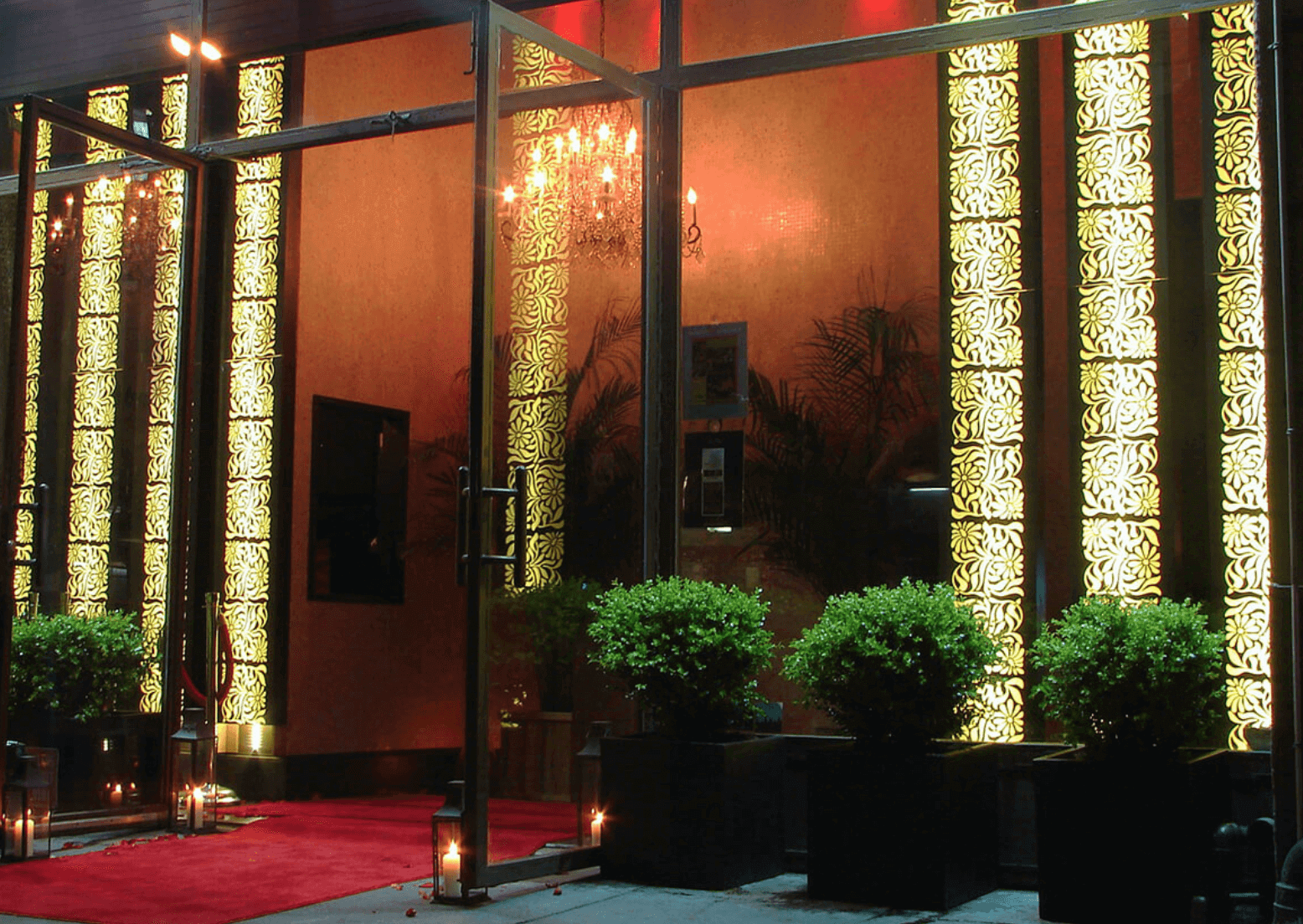 Curiosities Our Bucket Lists 7 Best NYC Social Dance Venues Taj Entrance