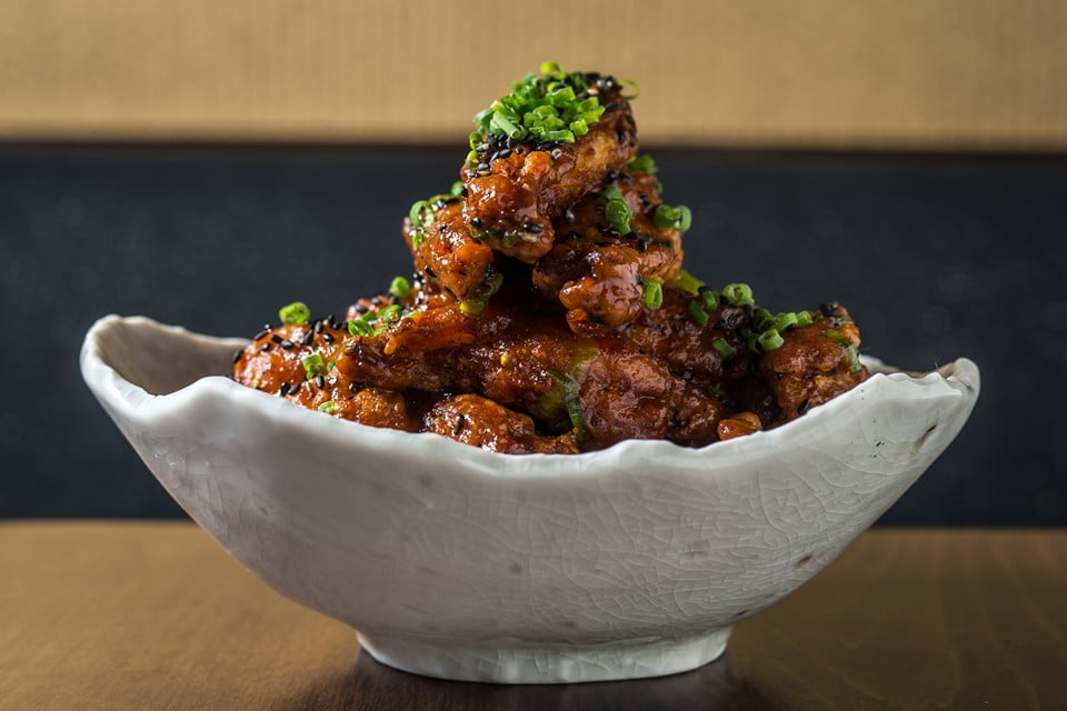 Curiosities Our Bucket Lists Rachel Kyle Ford Bar Goto Miso Wings