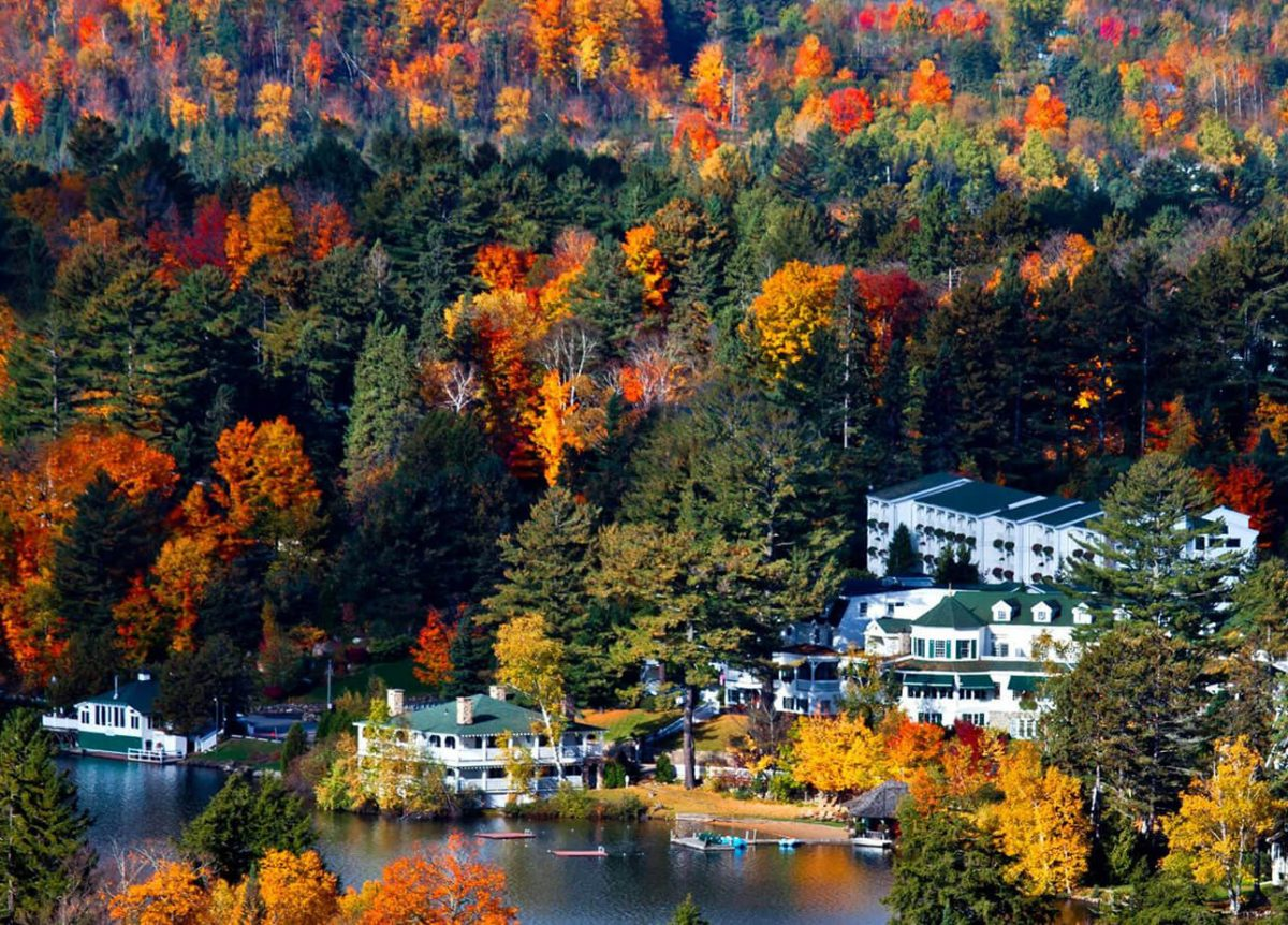 Hotels Mirror Lake Inn Lake Placid Spring