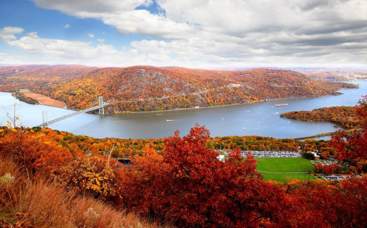 BTSNYC Experiences On Going NYC Helicopter Tour Fall Foliage