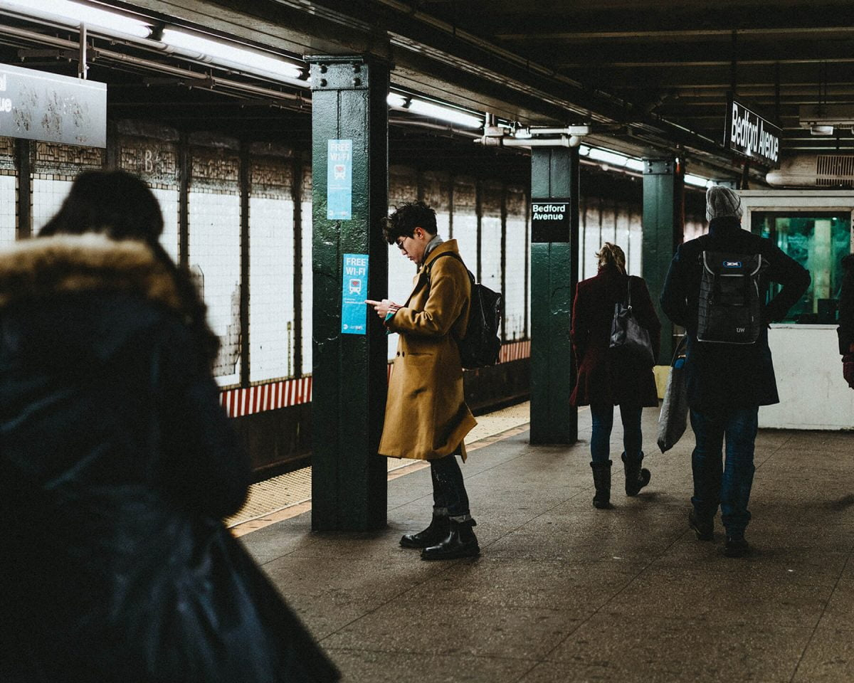 Curiosities Our Bucket List 10 Life Saving Hacks To Travel Around NYC Subway APP Joshua Newton