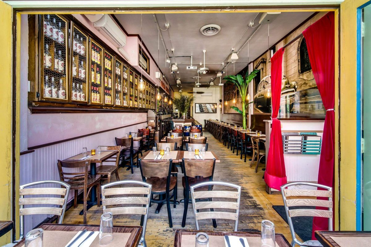 Dining 36 Brazilian Restaurants In New York Favela Cubana