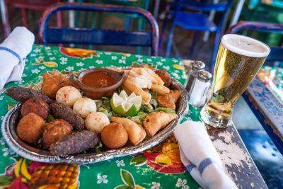 Dining 36 Brazilian Restaurants In New York Miss Favela Salgadinho Sortidos
