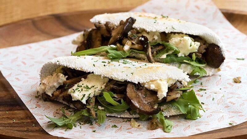 Dining 36 Brazilian Restaurants In New York Tap NYC Mushroom Cheese Tapioca