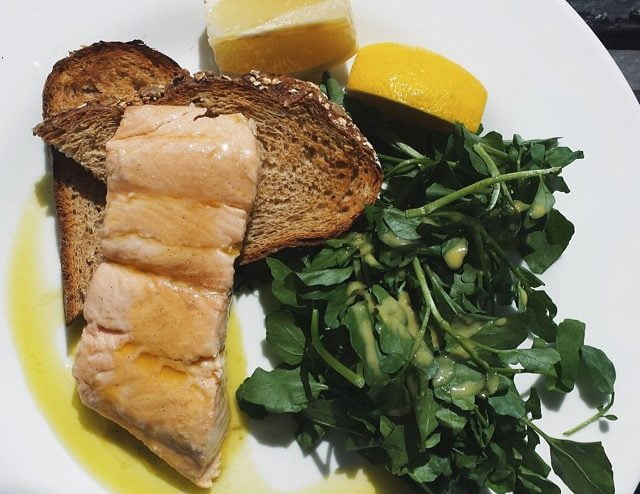 Dining 36 Brazilian Restaurants In New York The Coffee Shop Salmon