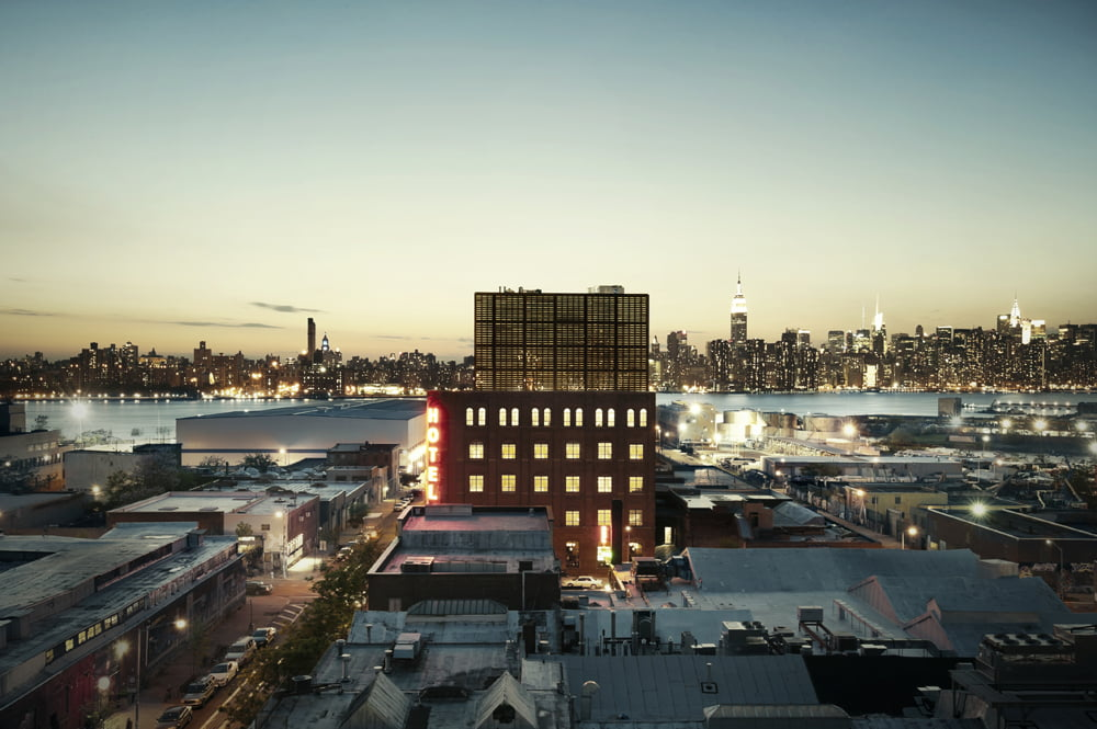 Hotels Wythe Hotel Williamsburg Broooklyn