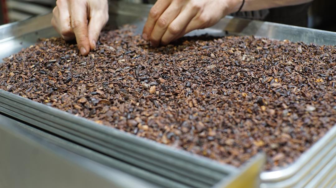Shop Specialties Fine and Raw Chocolate Cacau Nibs
