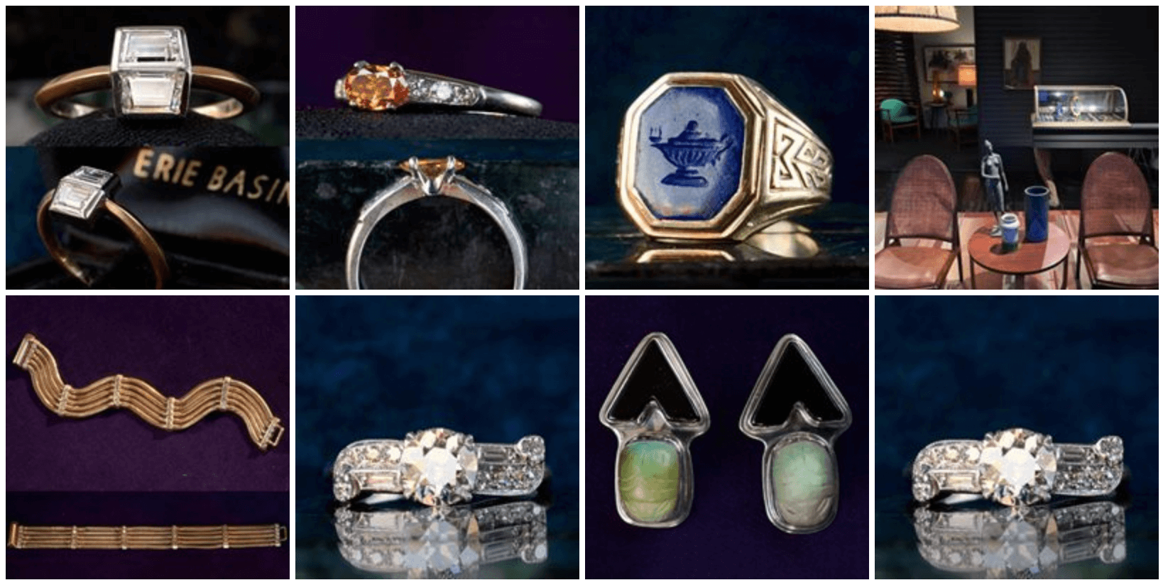 Curiosities Insider Interviews Kelley Louise Erie Basin Jewelry Antiques