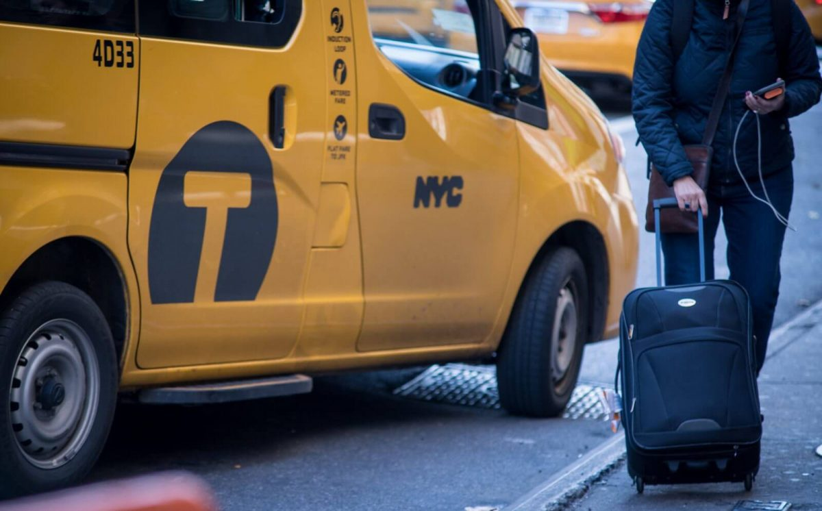 Curiosities City Secrets LuggageHero NYC Yellow Cab