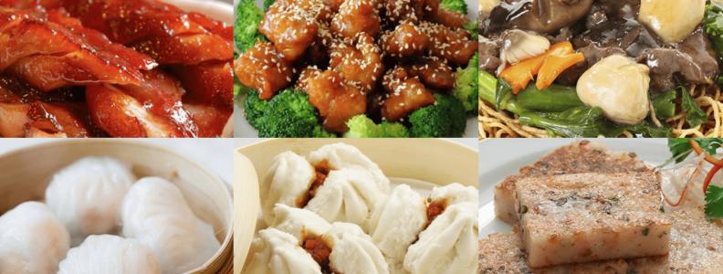 Original Buddha Bodai Mott Street Most Popular Dishes