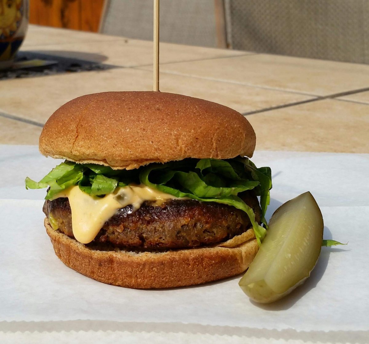 Our Experts Recaps BTSNYC NYC Vegetarian Food Festival 2018 Martys V Burger