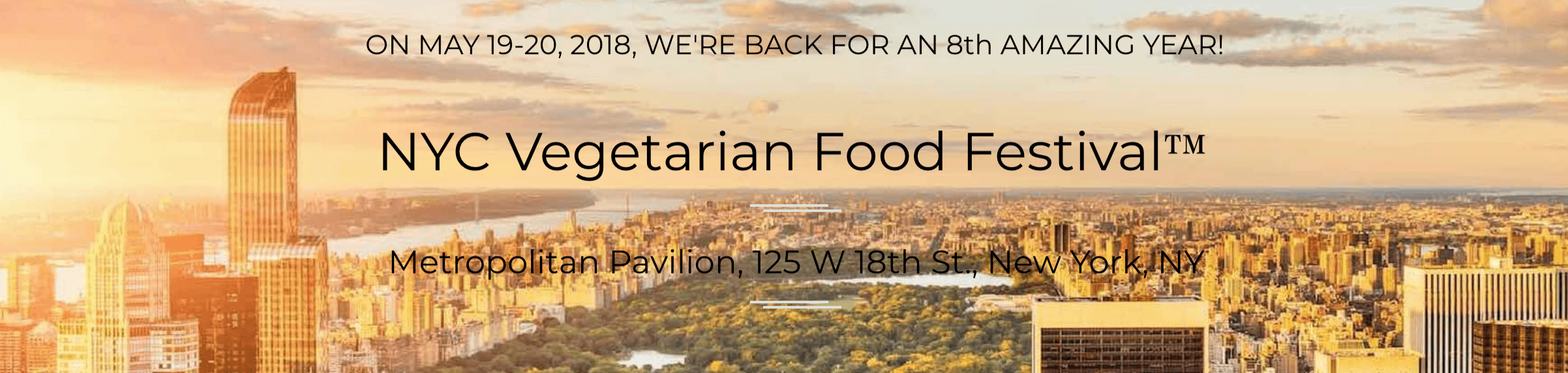 Out Experts Recaps BTSNYC NYC Vegetarian Food Festival 2018