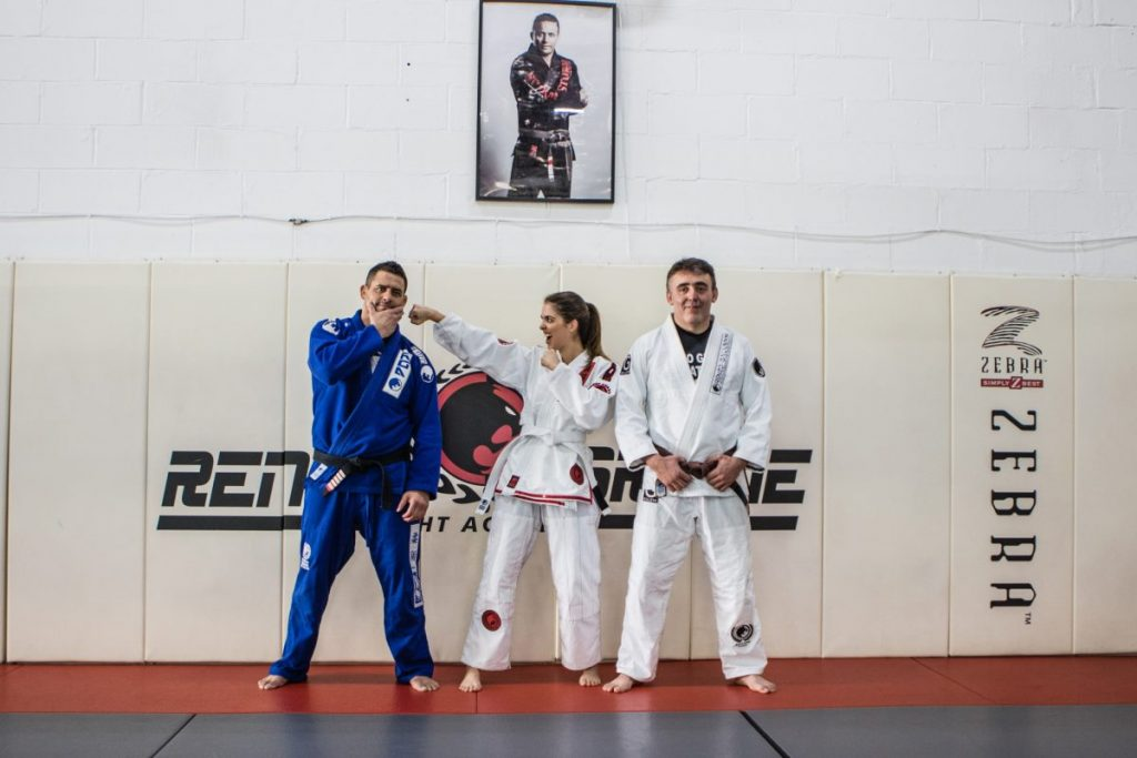 Fitness Health Renzo Gracie Fight Academy Fernanda Paronetto Daniel Gracie Nica
