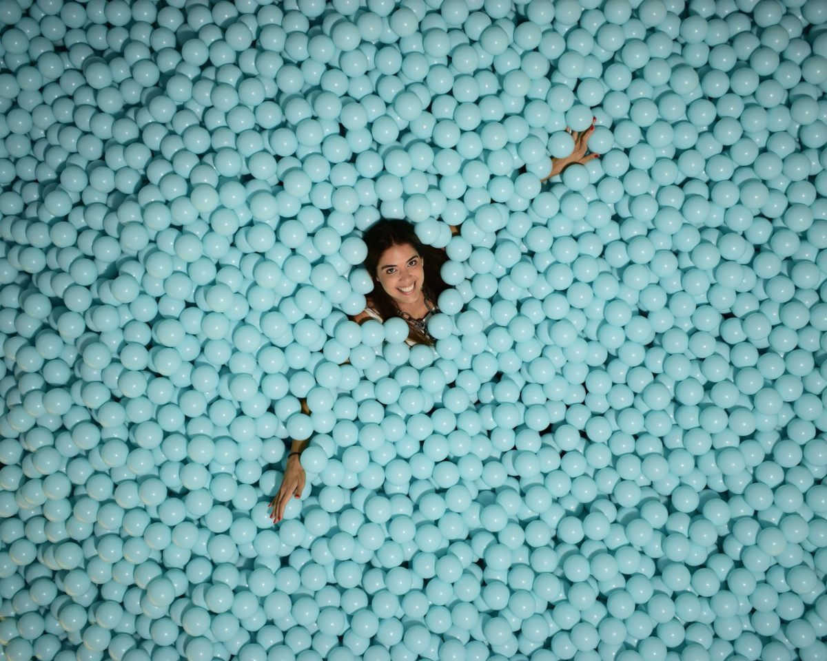 Culture Music Color Factory Ball Pit