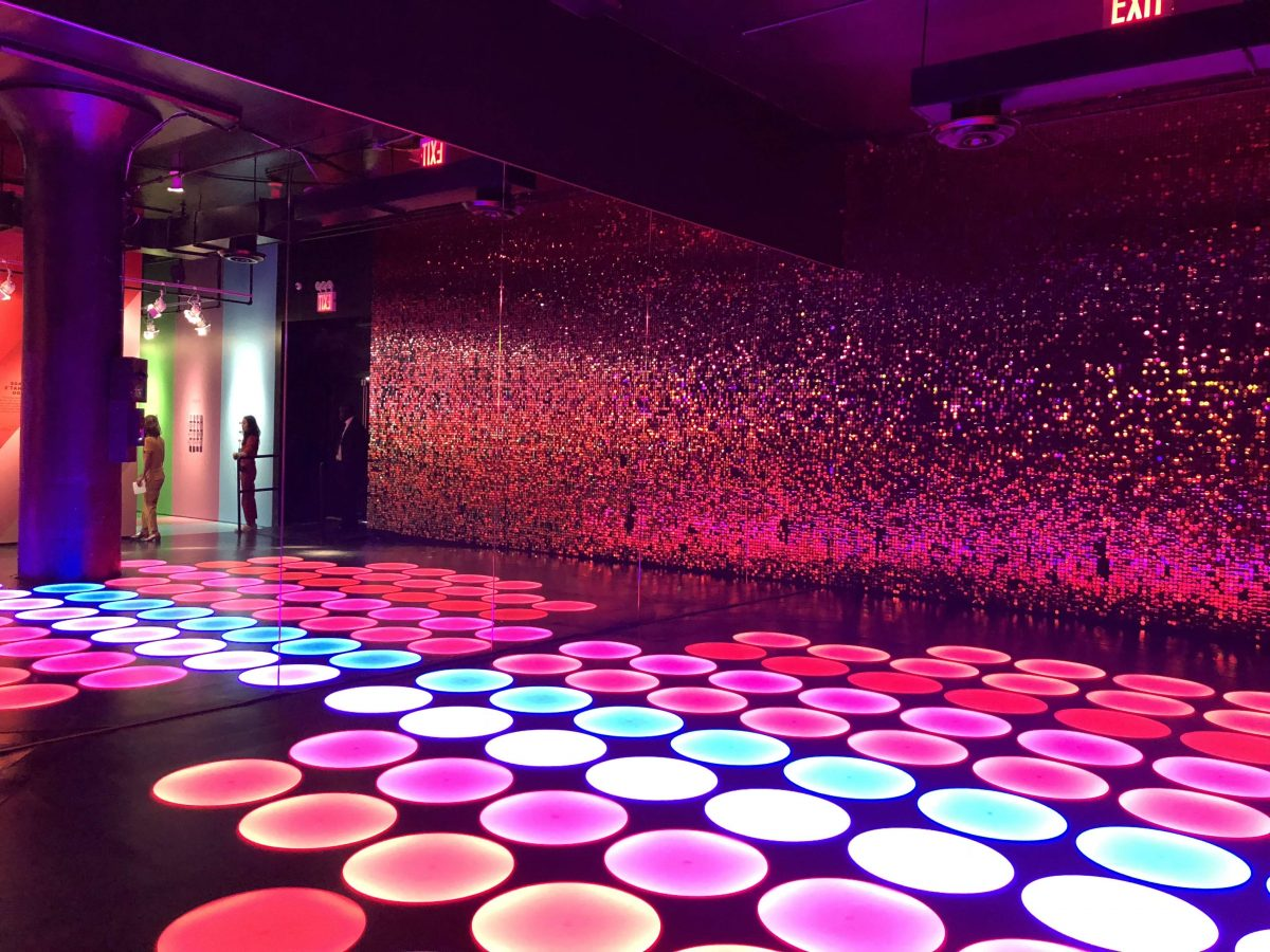 Culture Music Color Factory Dance Floor