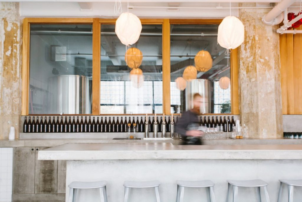 Nightlife Bars Brooklyn Kura Industry City Sake On Tap