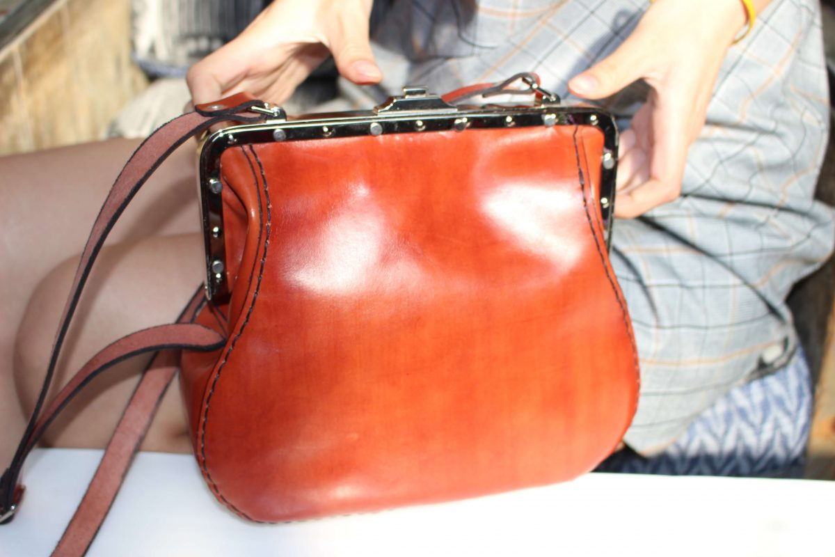 Shop Ladies and Gents ZF Collection Lou Bag