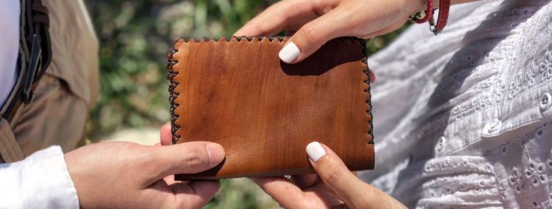 Shop Ladies and Gents ZF Collection Wallet