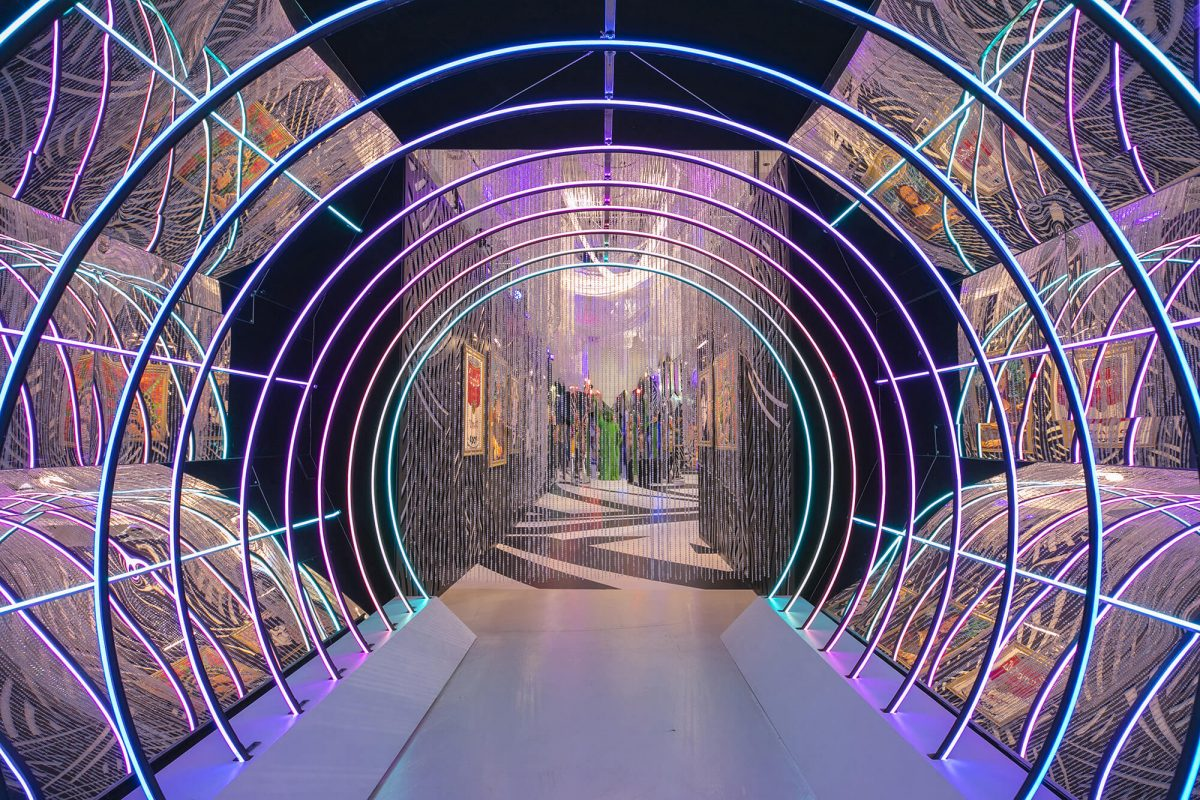 Culture Music Candytopia New York City Entrance