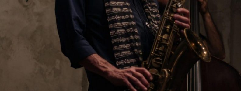 Culture Music Ze Luis Oliveira Saxaphone Thumbnail