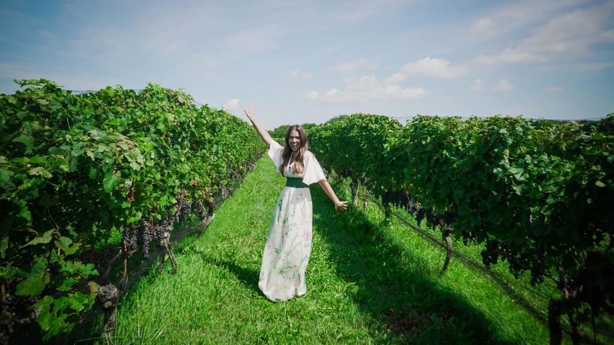 Day Trips and Travels Macari Vineyards Fernanda Paronetto