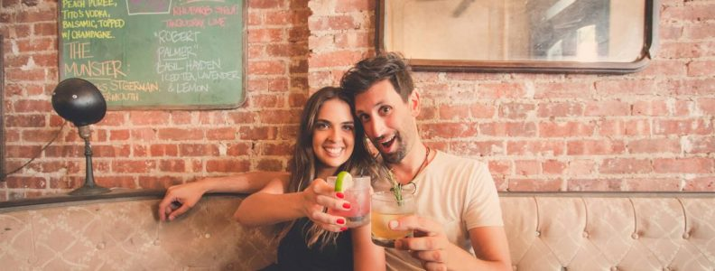 Nightlife Bars Top Cocktail Spots In Brooklyn Rabbit Hole Fernanda Paronetto Jared Zuckerman