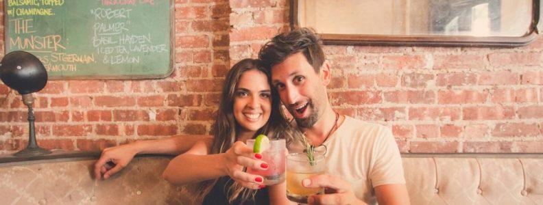Nightlife Bars Top Cocktail Spots In Brooklyn Rabbit Hole Fernanda Paronetto Jared Zuckerman