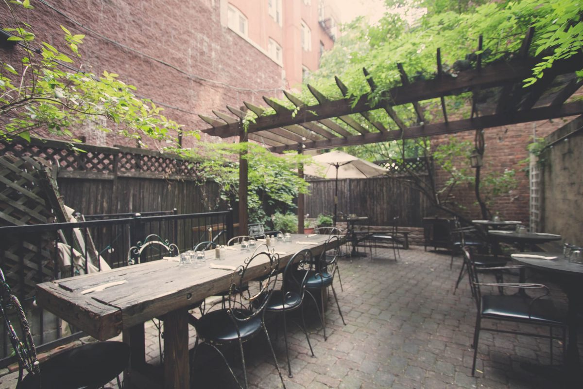 Nightlife Bars Top Cocktail Spots In Brooklyn Rabbit Hole Garden