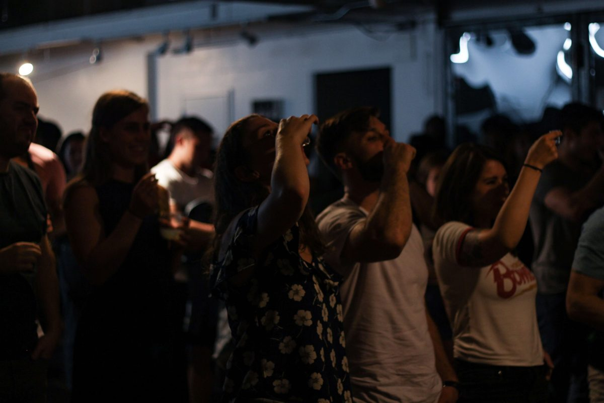 Our Experts Recaps Sofar Sounds Bushwick Cheers