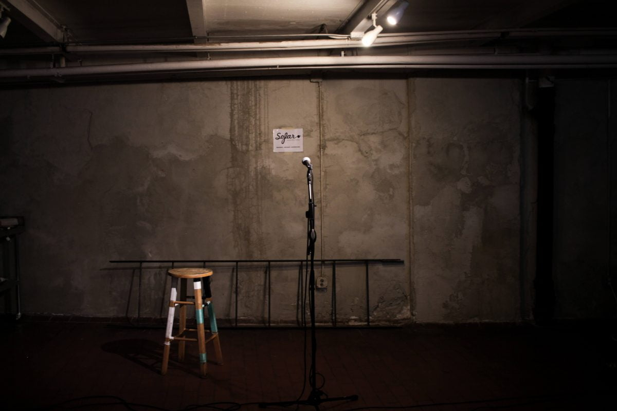 Our Experts Recaps Sofar Sounds Bushwick Stage