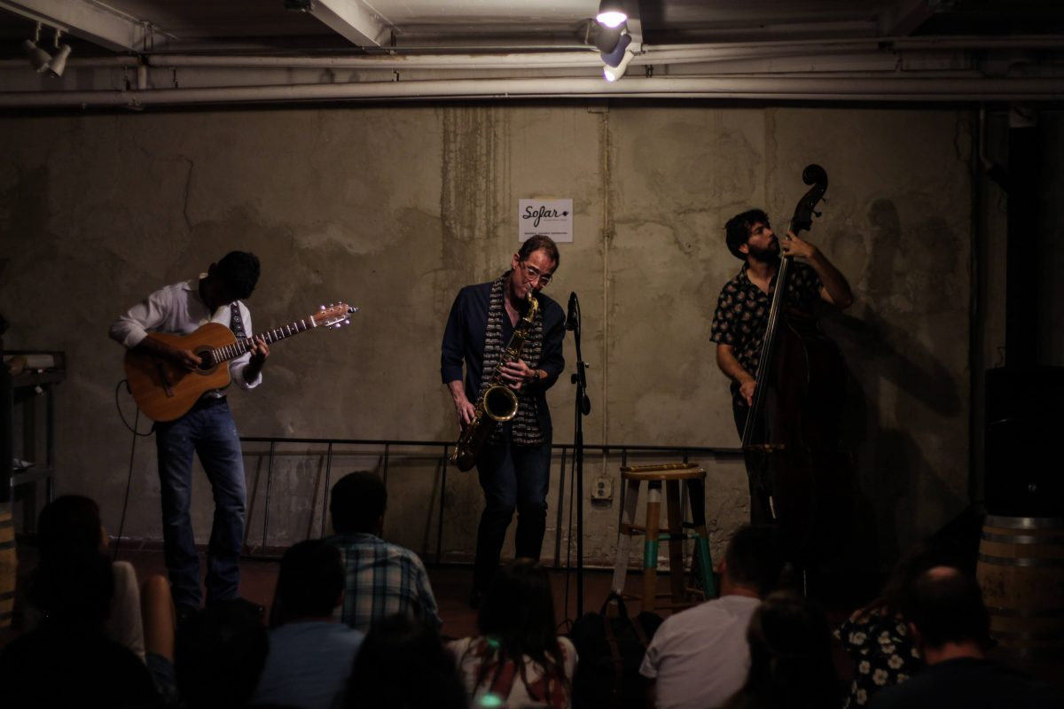 Our Experts Recaps Sofar Sounds Bushwick Ze Luis Oliveira