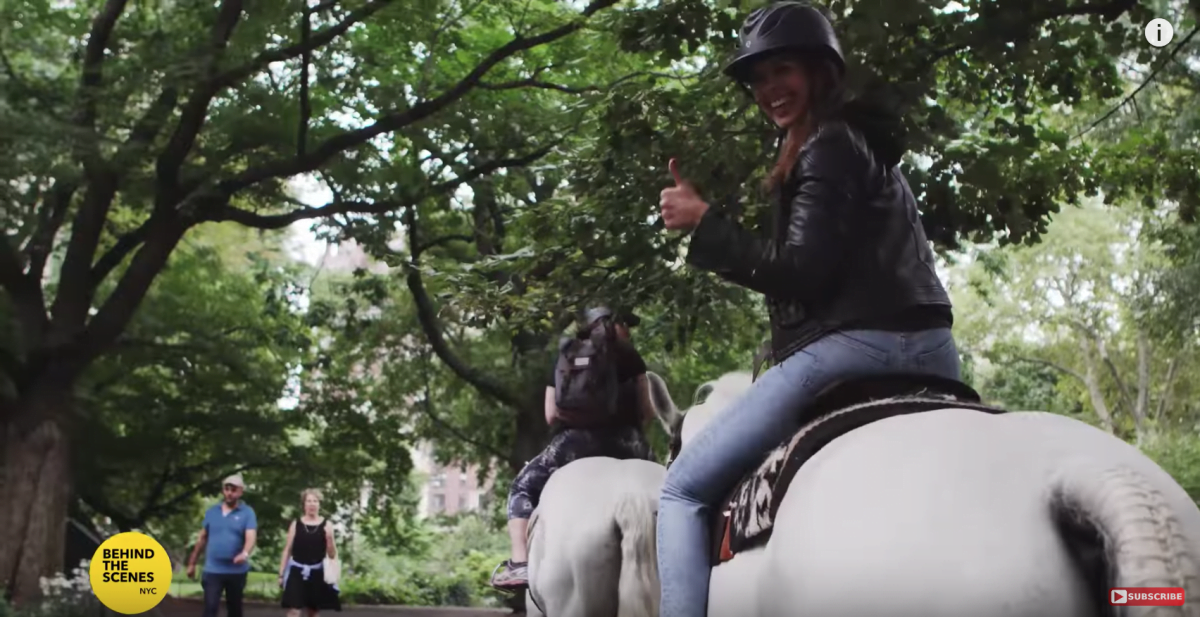 BTSNYC Experiences On Going Outdoor Activities Horseback Riding Central Park