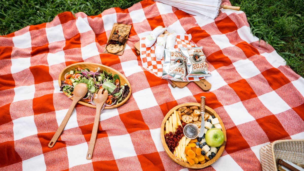 BTSNYC Experiences On Going Outdoor Activities Picnic at the Park Dishes