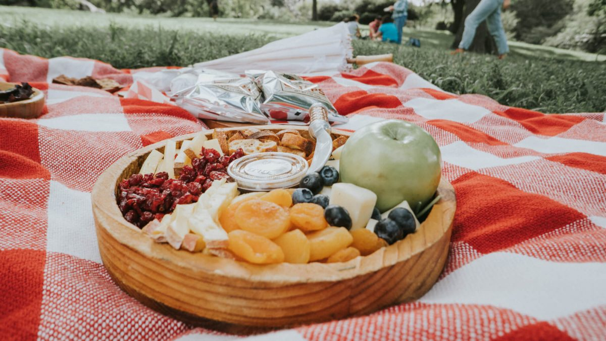 BTSNYC Experiences On Going Outdoor Activities Picnic at the Park Platter