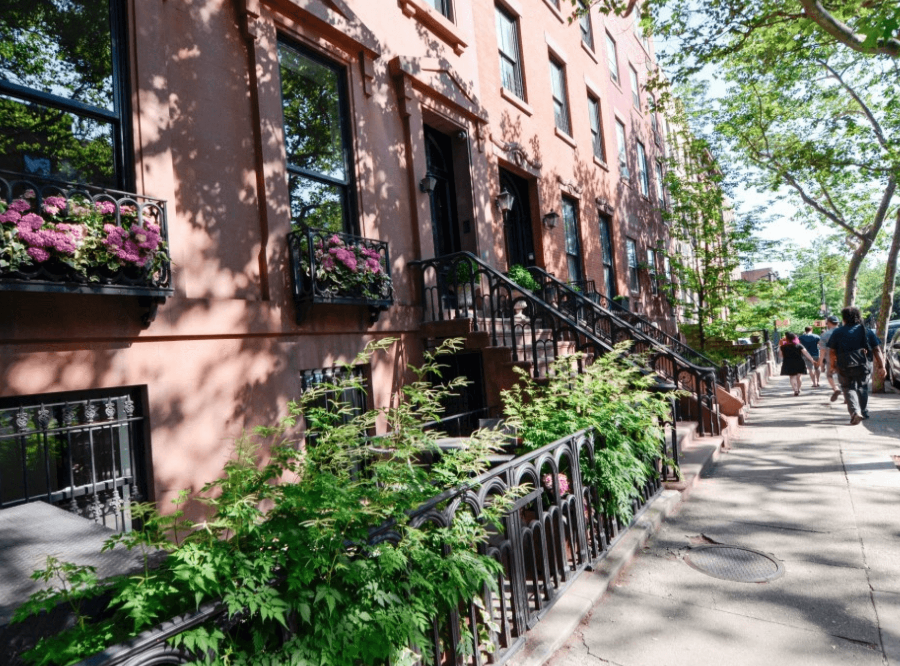 BTSNYC Experiences On Going Urban Adventure Neighborhood Eats Tour Brownstone Brooklyn