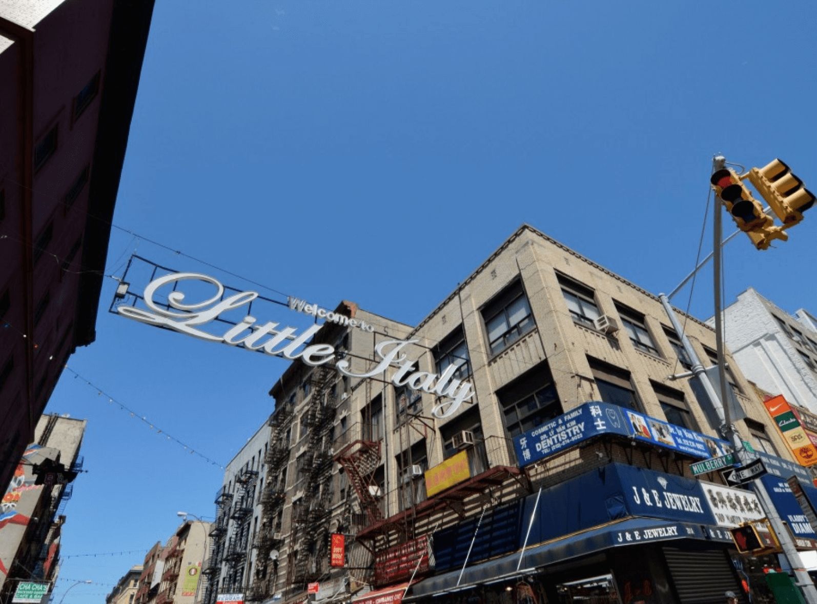 BTSNYC Experiences On Going Urban Adventure Tenements Tales and Tastes Little Italy