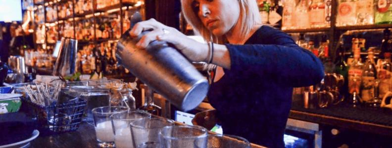 BTSNYC Experiences On Going Urban Adventures New York Craft Cocktail Tour Bartender
