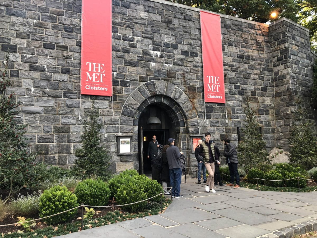 Culture Music The Met Cloisters Entrance