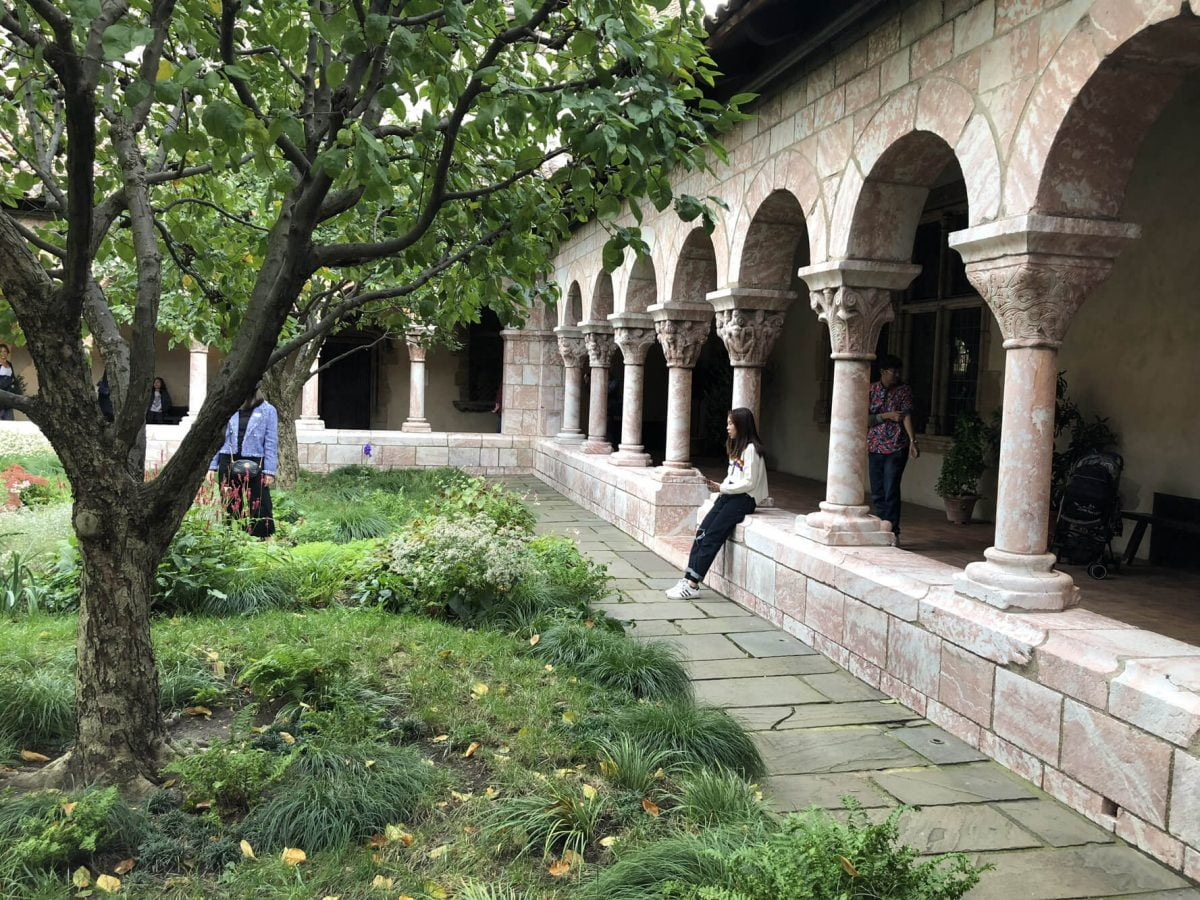 Culture Music The Met Cloisters Garden