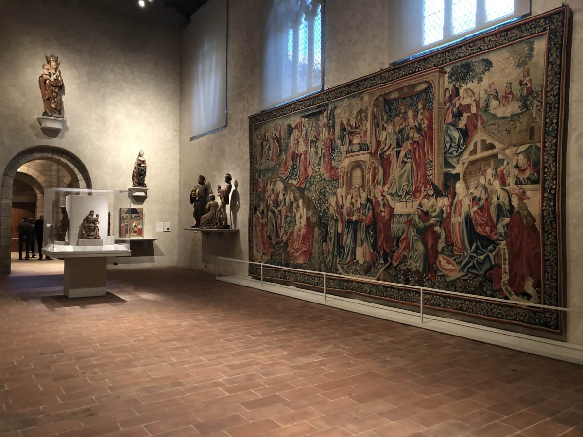 Culture Music The Met Cloisters Tapestry