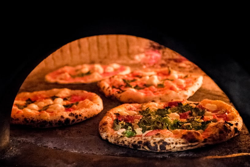 Dining Motorino Pizza Oven