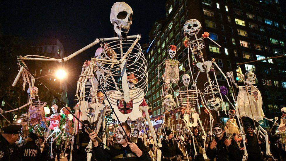 Events Up Coming NYC Halloween Parties 2018 Village Halloween Parade