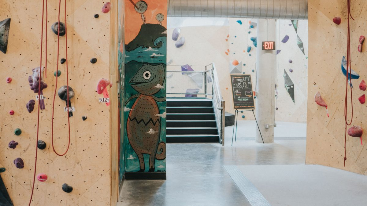 Fitness Health Brooklyn Boulders Different Walls