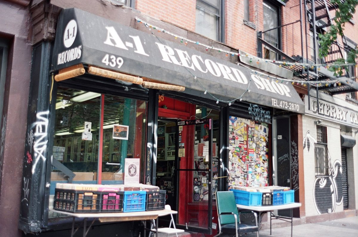 Vinyl Is Back The Top Record Stores In New York Behind