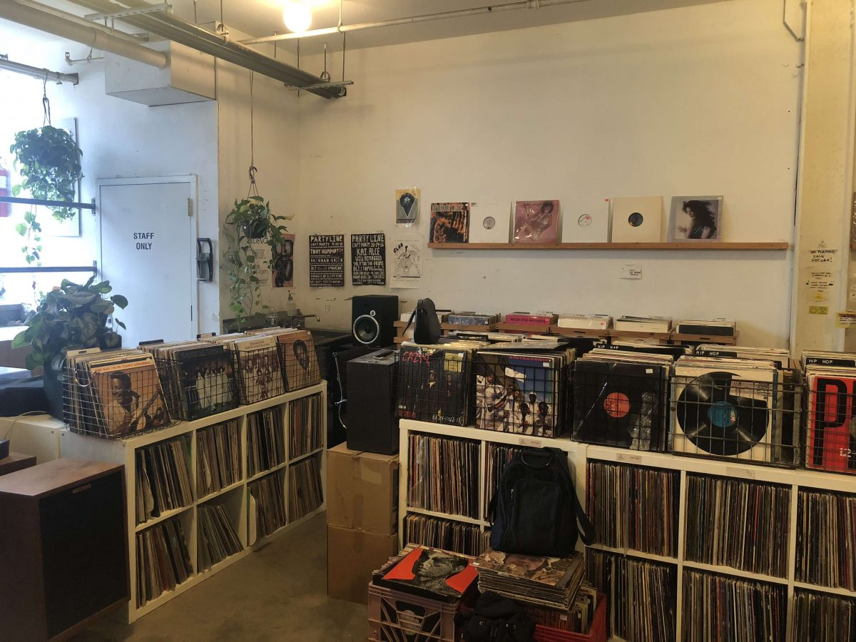 Shop Specialties Vinyl Record Stores NYC Superior Elevation Corner