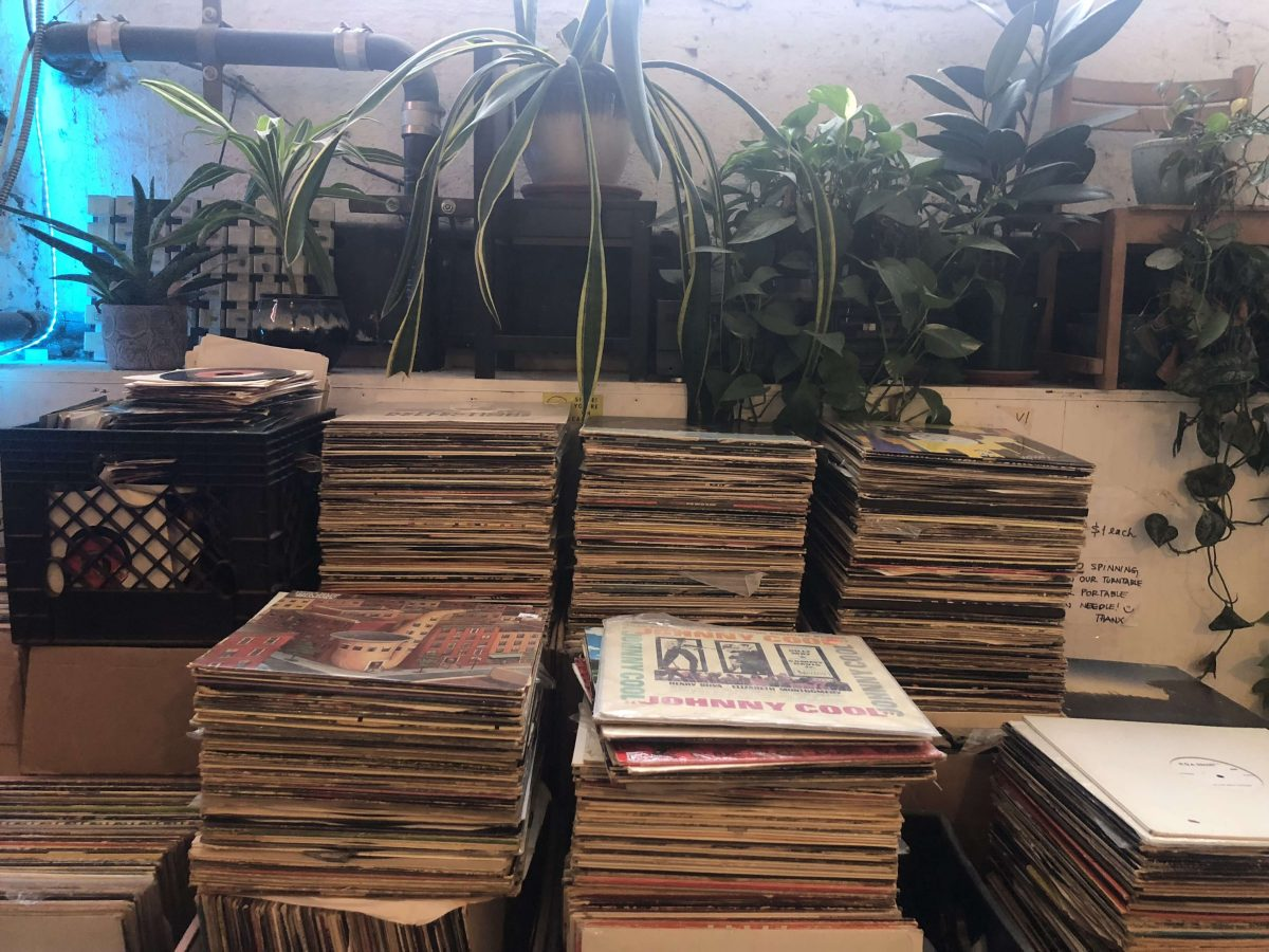 Shop Specialties Vinyl Record Stores NYC Superior Elevation Piles