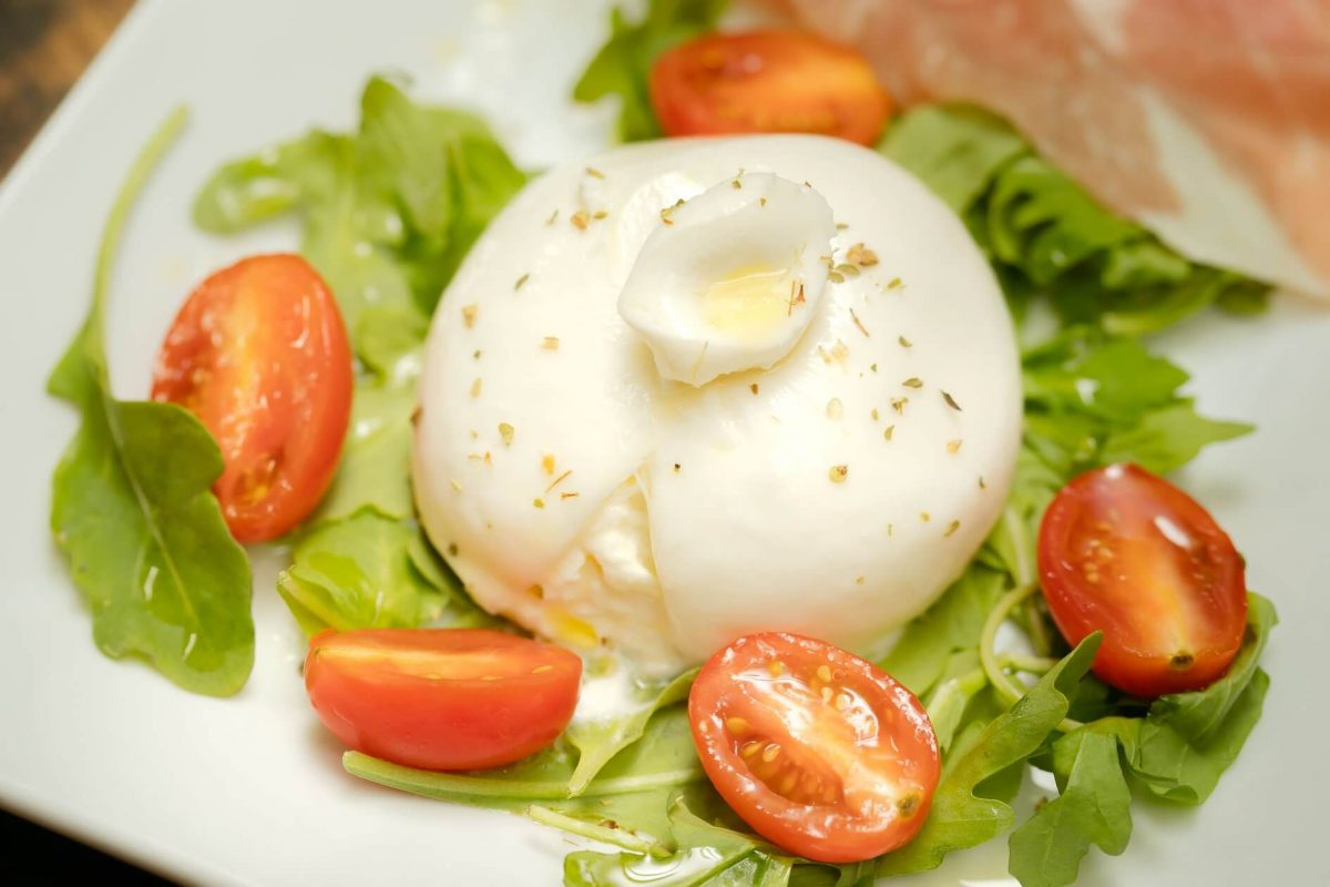 Dining Italian Restaurants In NYC Gnoccheria by Luzzos Burrata