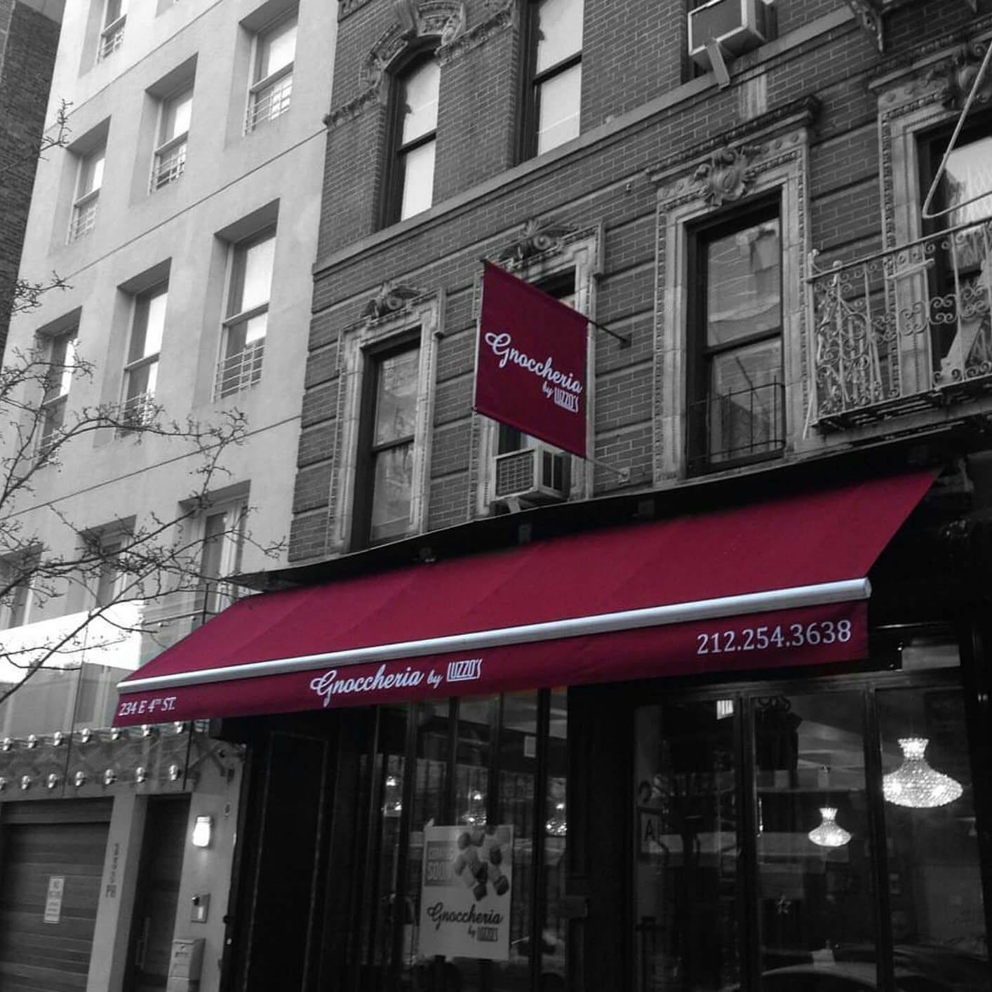 Dining Italian Restaurants In NYC Gnoccheria by Luzzos