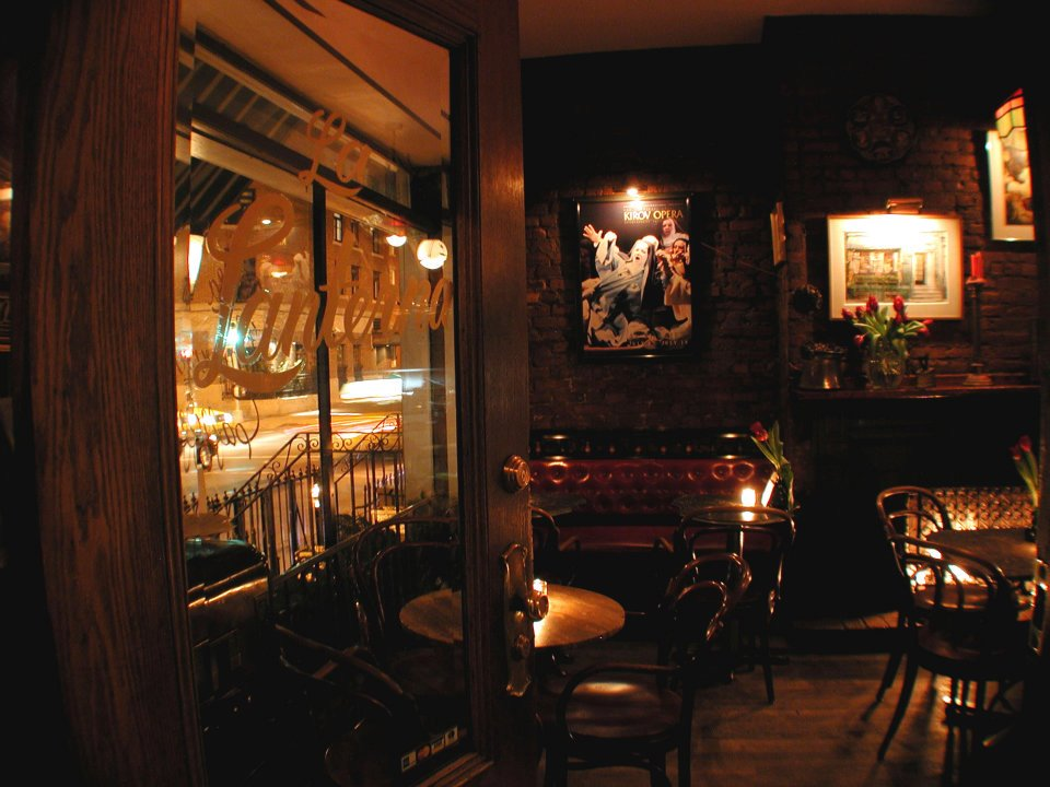 Dining La Lanterna di Vittorio Inside