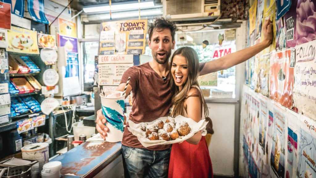 Dining Most Famous NYC Desserts Rays Candy Store Fernanda Paronetto Jared Zuckerman Thumb